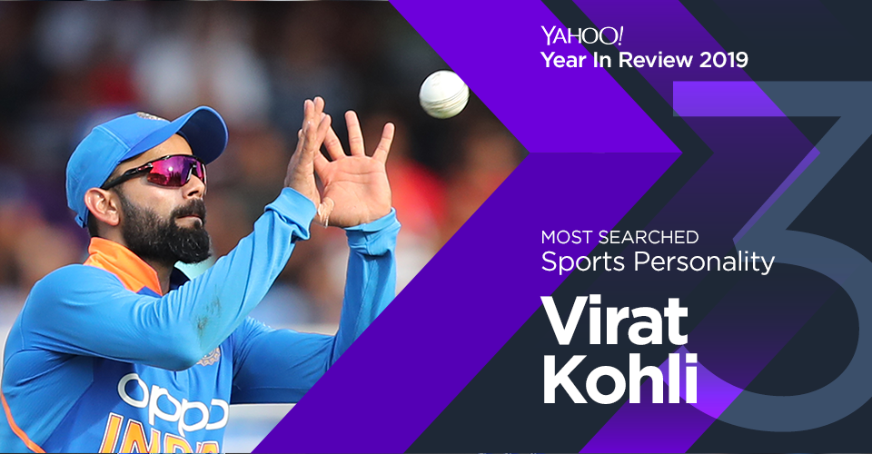 A captain who leads by example. A batsman who can do no wrong. A personality who thrives on challenges. A husband who stands by his wife. A true Delhi boy who has brought new steel to the Indian cricket team. Here's hoping Kohli does one better next year. That'd be something!