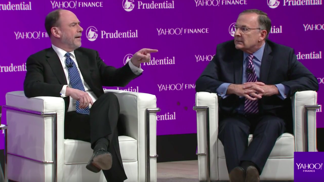 Douglas Holtz-Eakin and Greg Valliere discuss tax reform at Yahoo Finance's All Markets Summit.