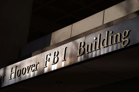The FBI building is seen after Special Counsel Robert Mueller reportedly handed in a long awaited report on his investigation into Russia's role in the 2016 presidential election and any potential wrongdoing by U.S. President Donald Trump in Washington, U.S., March 22, 2019. REUTERS/Joshua Roberts
