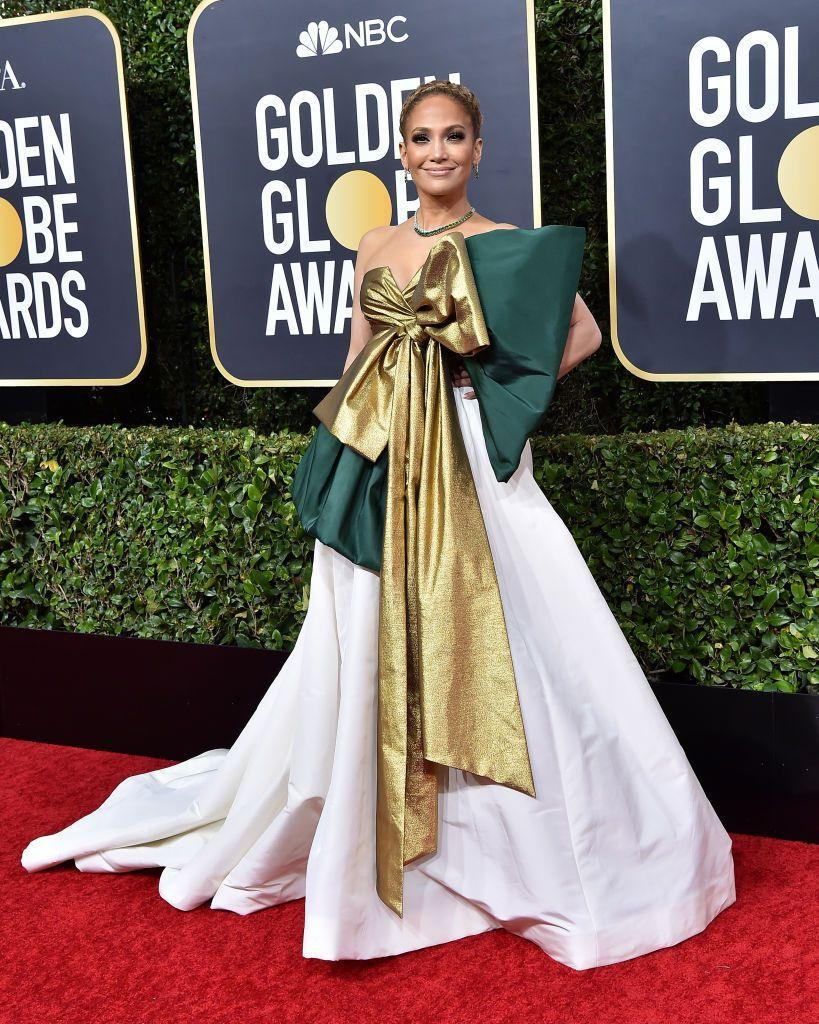 <p><strong>When: </strong>January 2020</p><p><strong>Where:</strong> The Golden Globes</p><p><strong>Wearing: </strong>Valentino</p>