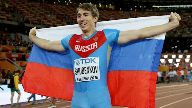 Sergey Shubenkov is among seven Russians to make the latest list of athletes cleared to compete as neutrals.