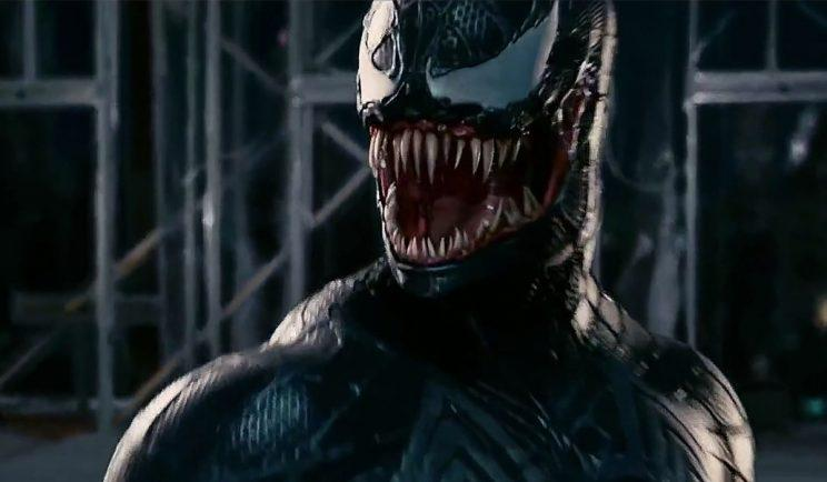 Venom could cross paths with Spider-Man once more - Credit: Sony