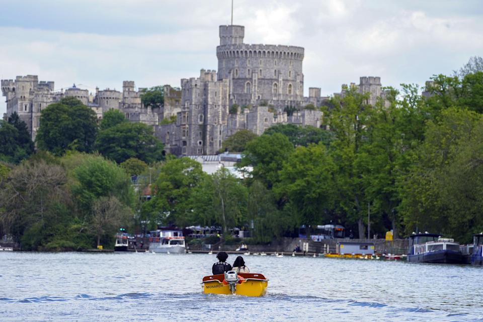 <p>The boy went missing in the Thames River in Buckinghamshire</p> (PA Wire)