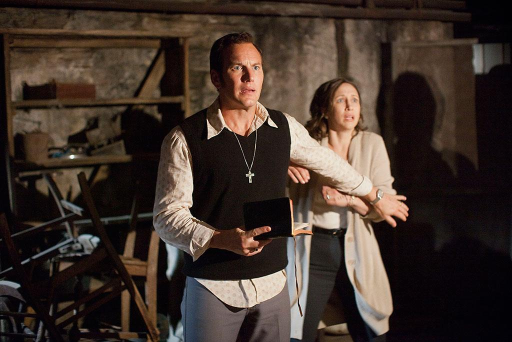 "Patrick Wilson and Vera Farmiga in Warner Bros.' ""The Conjuring"" - 2013"