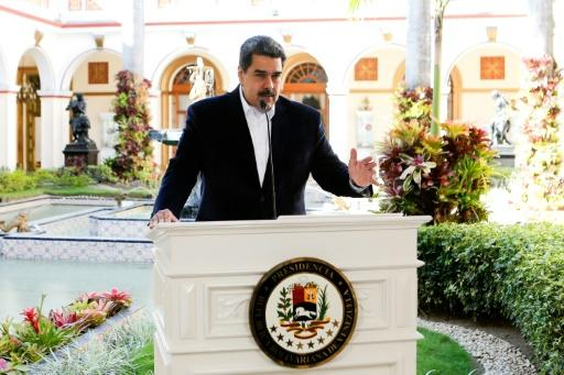 Venezuelan President Nicolas Maduro says the quarantine is 'the only way' to prevent the new coronavirus from spreading