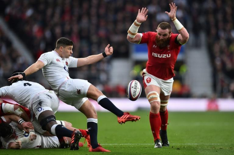 100 England caps - Scrum-half Ben Youngs (L) will reach the landmark against Italy on Saturday