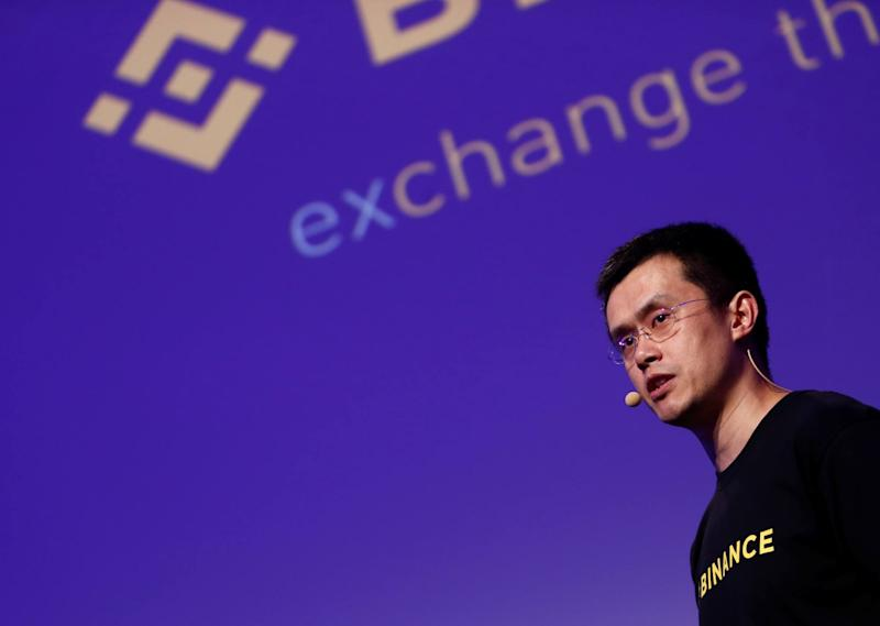 Changpeng Zhao, CEO of Binance, publicly slammed Craig Wright. A day later, BSV on Binance's chopping block. | Source: REUTERS/Darrin Zammit Lupi