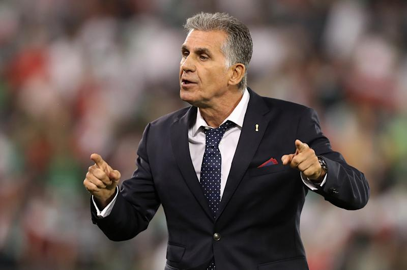 Ex-Man Utd assistant Queiroz appointed new Colombia boss