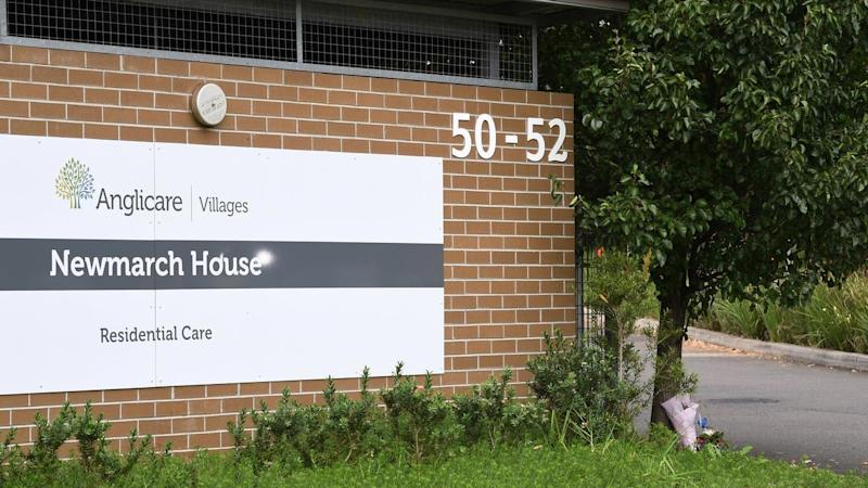 ANGLICARE NEWMARCH HOUSE COVID-19 DEATHS