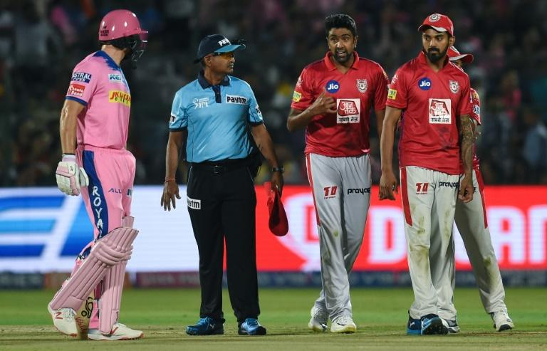 'First and final warning' as Ashwin opts against Mankad run-out