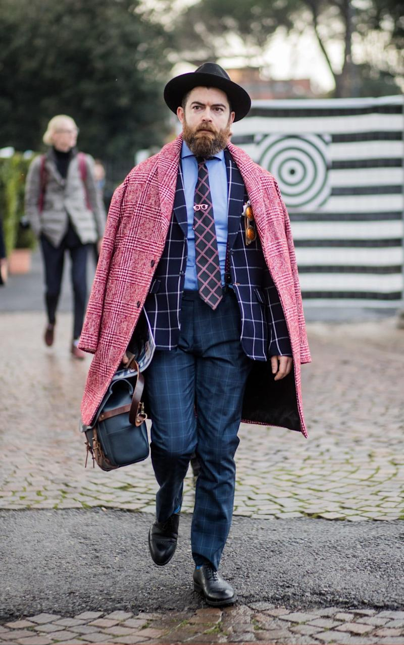 Pitti Street Style - Getty Images Europe