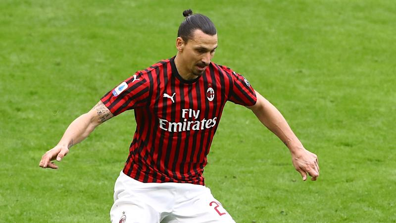 Pioli plays down Ibrahimovic anger over substitution