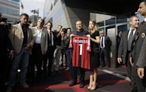 <p>Set to sell AC Milan for big bucks, the former Italian prime minister comes in at $7 billion. </p>