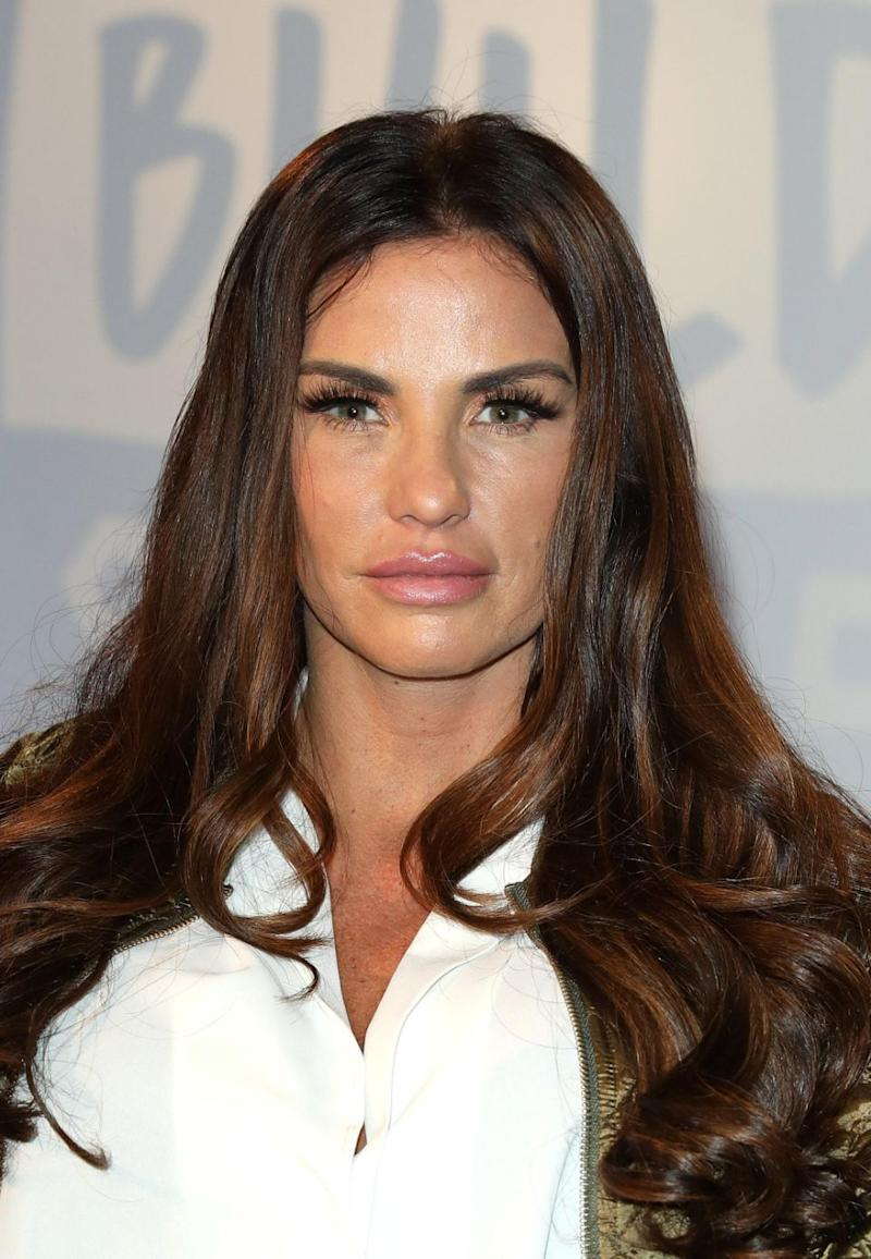 It comes after Katie Price revealed that her latest trip to her plastic surgeon to have an 'invisible' facelift procedure went gone terribly wrong. Photo: Getty Images