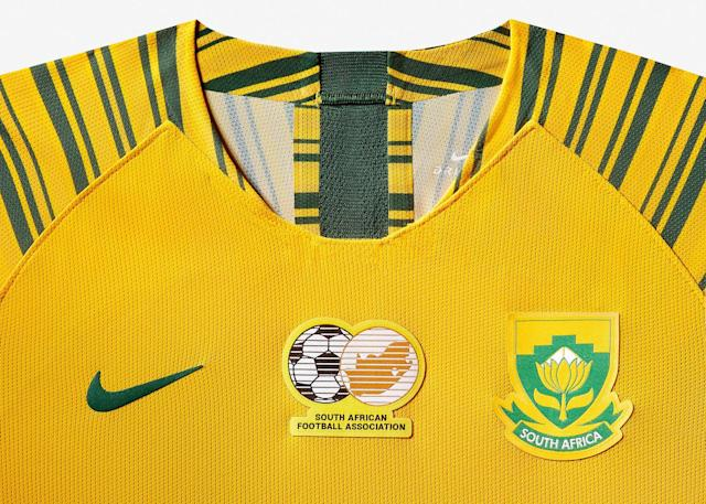 <p>This summer, the team will wear a collection highlighted by a dazzling yellow home kit embellished with a powerful green print on the sleeves. </p>