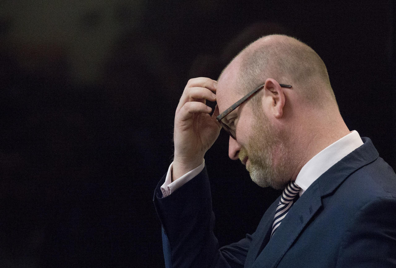 WATCH: UKIP Leader Paul Nuttall Heckled On The Campaign Trail In Bolton