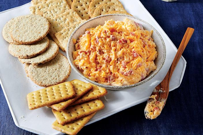 We Tasted 5 Popular Pimiento Cheeses, and These Are Our Favorites