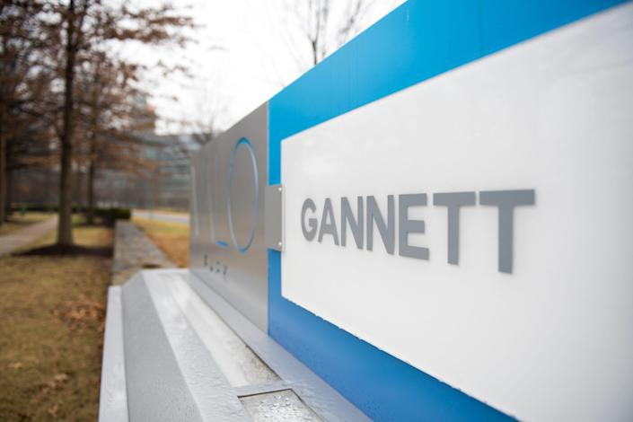 Gannett attorneys say the effort to obtain records is unconstitutionaland violates the Justice Department's own rules.