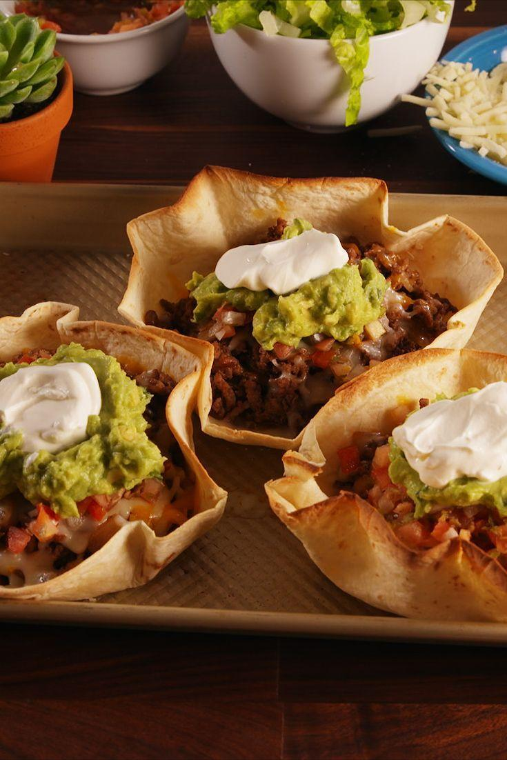 "<p>Your new favorite way to eat a taco.</p><p>Get the recipe from <a href=""https://www.delish.com/cooking/recipe-ideas/recipes/a53019/beef-taco-boats-recipe/"" rel=""nofollow noopener"" target=""_blank"" data-ylk=""slk:Delish"" class=""link rapid-noclick-resp"">Delish</a>.</p>"