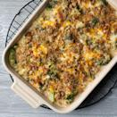 <p>The lightened-up luscious sauce elevates this easy casserole recipe over standard broccoli and cheese side dishes.</p>