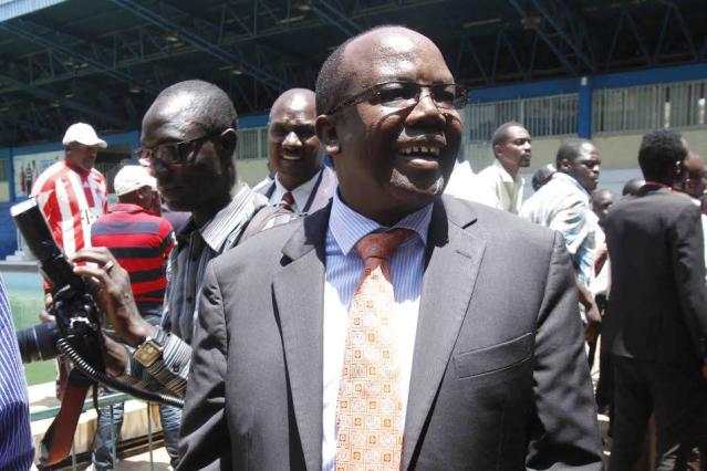 Nyamweya has also challenged African countries to better their performances at the 2020 World Cup