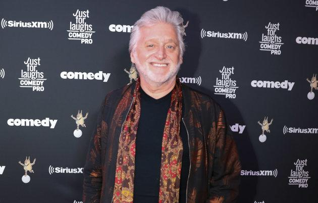 Gilbert Rozon arrives at the Just For Laughs Comedy Festival on July 28, 2017 in Montreal.