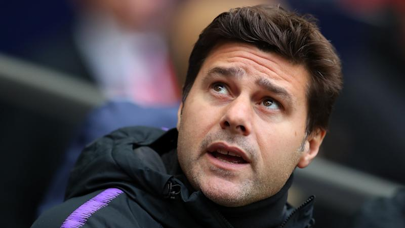 Mauricio Pochettino Spurs 06102018