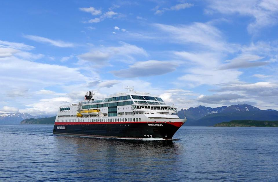 """<p>What's New: <a href=""""http://www.fodors.com/cruises/hurtigruten-676605"""" rel=""""nofollow noopener"""" target=""""_blank"""" data-ylk=""""slk:Hurtigruten"""" class=""""link rapid-noclick-resp"""">Hurtigruten</a>, which specializes in voyages to Norway, Greenland, and Antarctica, is amping up its presence in the southern hemisphere in 2016. The line's MS Midnatsol, with a capacity for 500 guests, will mark the line's second ship to cruise Antarctica, making them one of the region's largest and most diverse travel providers. Embark on a series of 15- to 18-night itineraries to Antarctica sailing round-trip from Punta Arenas, Chile, with additional weather-dependent visits to the Chilean fjords, Strait of Magellan, Cape Horn, and more. Active guided excursions—hiking, kayaking among icebergs, snorkeling with sea lions—are conducted either by Zodiacs or Hurtigruten-exclusive Polarcirkel craft. On board, enjoy amenities like a Jacuzzi, two-story panorama lounge, and a brand-new interactive science lab, where guests can partake in expert-led field experiments. The lab is part of the line's newly upgraded """"Discovery"""" style of cruising, which has also added more experts on board (meaning more scientific lectures and guides), and a Young Explorers Antarctica Program for kids ages 7 to 13.</p><p>Set Sail: Choose from 10 Antarctic itineraries between September 2016 and April 2017. Rates start at $5,750/person, including guided excursions in Antarctica, connecting flights, and pre-cruise overnight hotel stay. (Photo: Courtesy of Hurtigruten)<br></p>"""