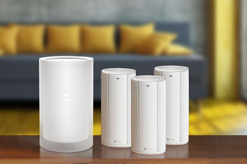 Add multiroom streaming to your Bluetooth speakers with the Cassia Hub
