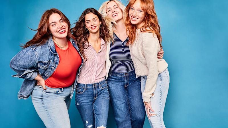 The Old Navy Presidents' Day Sale Is Here to Up Your Denim Game—Without Breaking the Bank