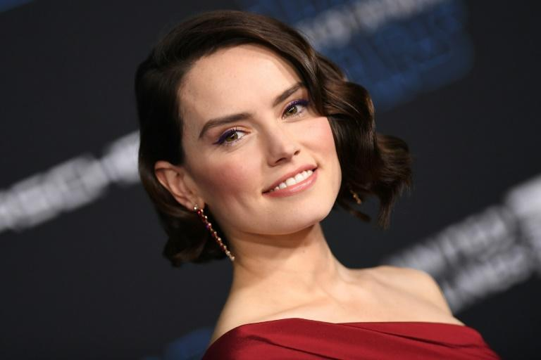 "Daisy Ridley interpreta Rey em ""A Ascensão Skywalker"""