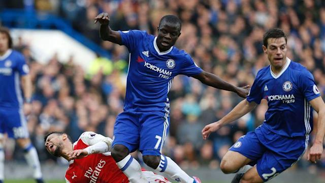 ​N'Golo Kante is being touted as the best midfielder in the world at the moment, as current form is seeing him cover every blade of grass in pursuit of the Premier League title. The French star may be turning the heads of the footballing world around at the moment, but he's still turning the wheel of a Mini Cooper to get to training sessions. The Sun have captured images of the holding midfield ace driving to Chelsea training sessions in the Mini, which can be picked up for as little as £20k. ...