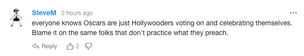 Yahoo readers react to Oscar snubs and surprises