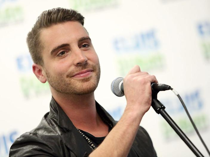 Getty Images Nick Fradiani american idol