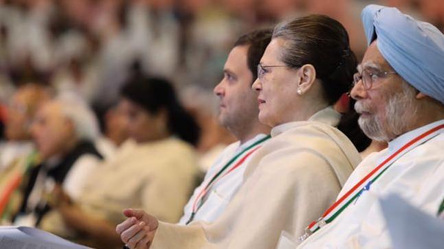 In the political resolution of the party at the 84th Congress Open Plenary Session today, the Rahul Gandhi-led grand old party said that the that voting and counting process must remain transparent to retain people's faith in the integrity of the electoral system.