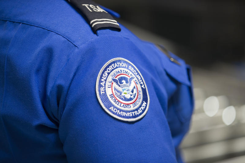 Two employees of the Transportation Security Administration (TSA) were put on leave for allegedly hanging two stuffed gorillas from a noose, in a workstation. (Photo: Getty Images)