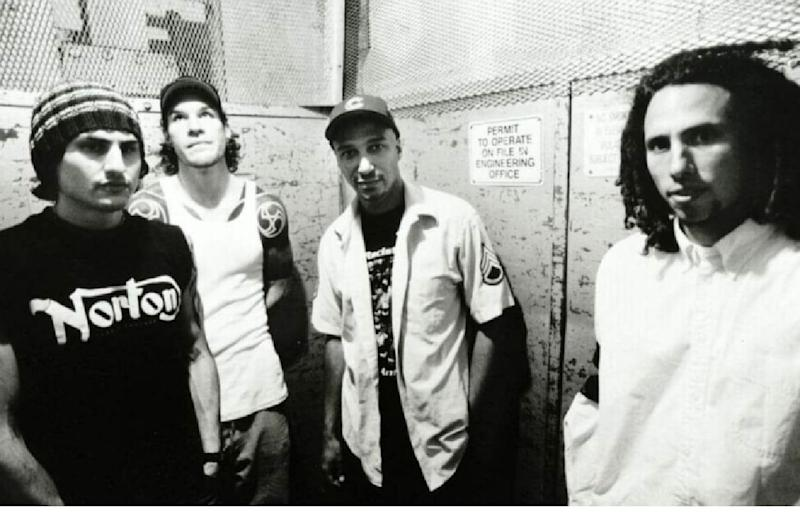 Rage against the machine concerti