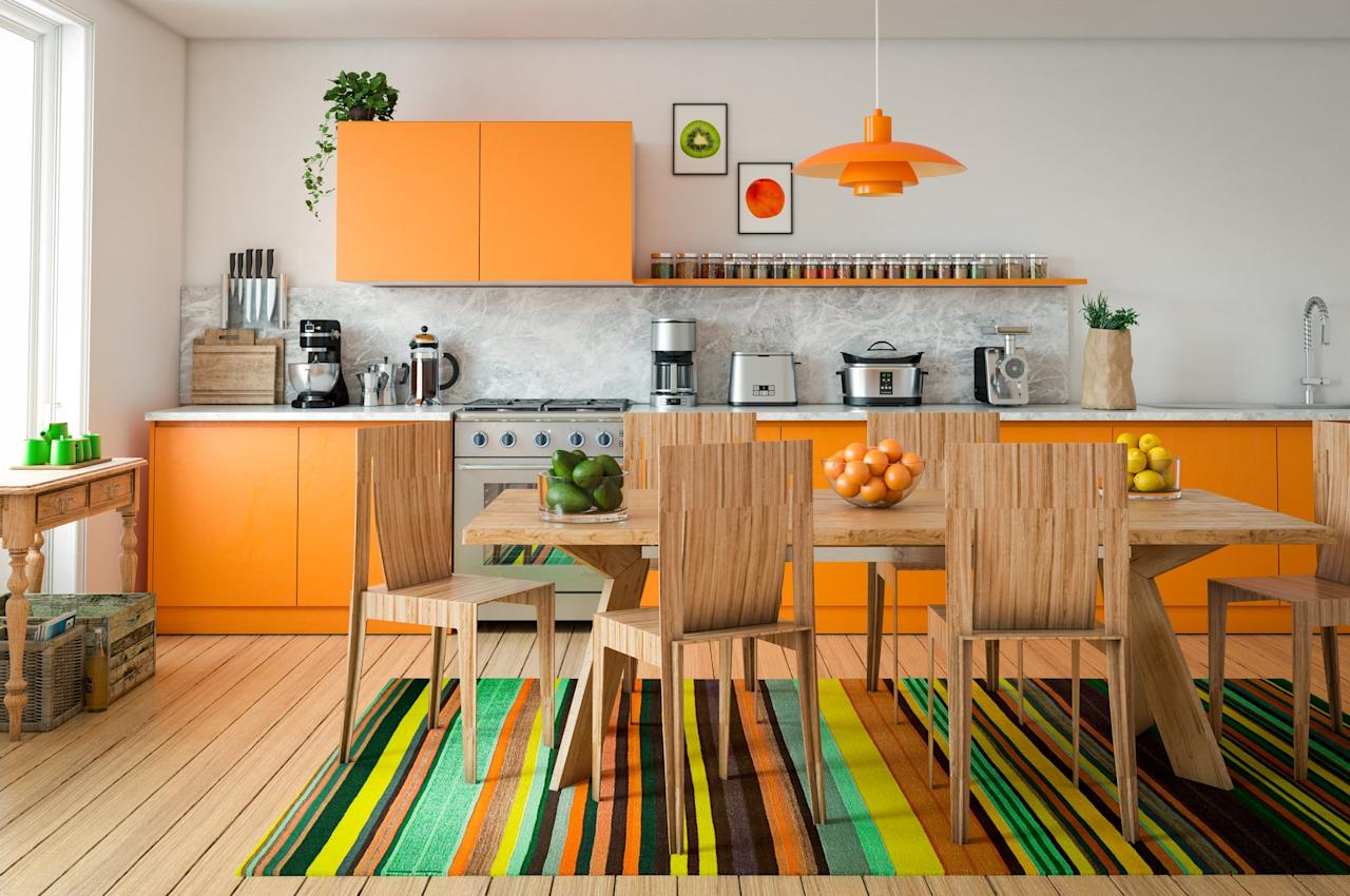 """<p>Most rental buildings won't let you paint the walls, let alone your kitchen cabinets. Fortunately, you don't have to stare at those crummy cabinets until the next time you can shell out a broker's fee. Just order a few packs of <a href=""""https://www.popsugar.com/buy?url=http%3A%2F%2Fwww.homedepot.com%2Fb%2FCon-Tact%2FN-5yc1vZ25ecodZdo%2FNtk-Extended%2FNtt-contact%25252Bpaper&p_name=removable%20contact%20paper&retailer=homedepot.com&evar1=casa%3Aus&evar9=37643344&evar98=https%3A%2F%2Fwww.popsugar.com%2Fphoto-gallery%2F37643344%2Fimage%2F37643905%2FCover-Cabinets-Contact-Paper&list1=kitchens%2Caffordable%20decor&prop13=api&pdata=1"""" rel=""""nofollow"""" data-shoppable-link=""""1"""" target=""""_blank"""" class=""""ga-track"""" data-ga-category=""""Related"""" data-ga-label=""""http://www.homedepot.com/b/Con-Tact/N-5yc1vZ25ecodZdo/Ntk-Extended/Ntt-contact%252Bpaper"""" data-ga-action=""""In-Line Links"""">removable contact paper</a>, and ta-da! Instant glam.</p>"""