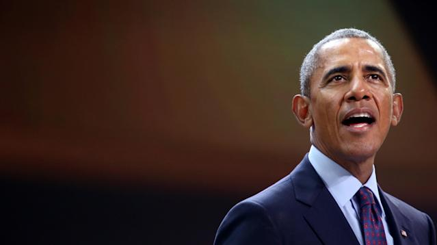 As President Donald Trump's criticism of athletes who kneel during the national anthem receives widespread condemnation, it's worth taking a look at how then-President Barack Obama addressed protesting sports figures last year.