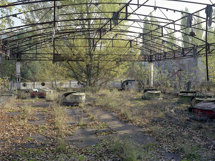 chernobyl exclusion zone photo feature 40