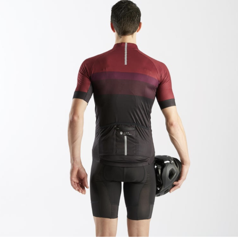 Van Rysel sportive road cycling summer jersey, S$55. PHOTO: Decathlon