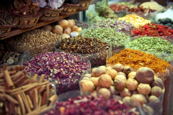 Sniff your way around a spice souk in Deira (Visit Dubai)