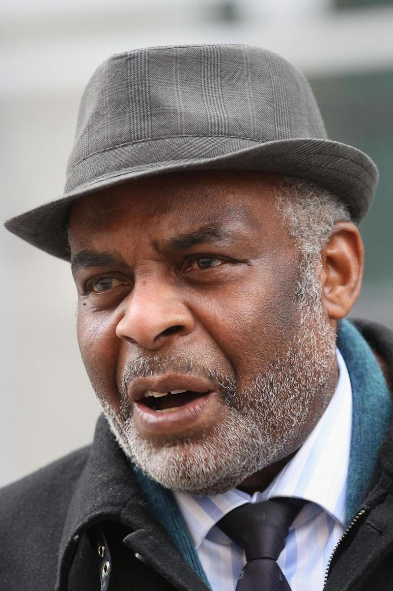 Neville Lawrence, father of Stephen Lawrence (PA)
