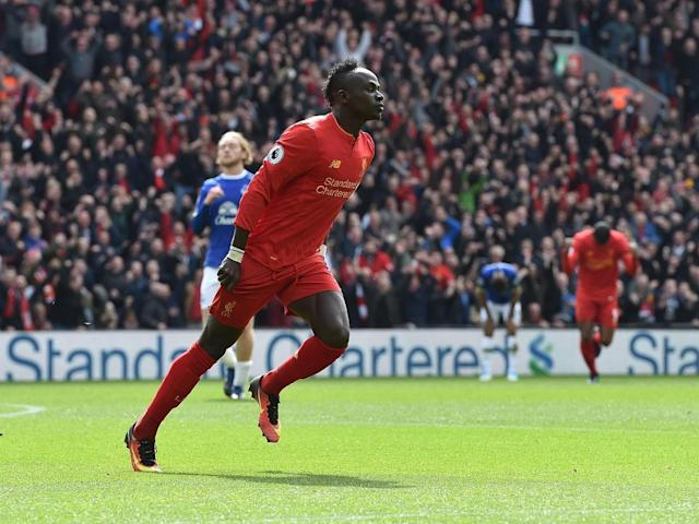 Mane's injury is a big blow to Liverpool's top four hopes (Getty)
