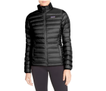 """<p><strong>PATAGONIA</strong></p><p>nordstrom.com</p><p><strong>$229.00</strong></p><p><a href=""""https://go.redirectingat.com?id=74968X1596630&url=https%3A%2F%2Fshop.nordstrom.com%2Fs%2Fpatagonia-down-jacket%2F3921506&sref=https%3A%2F%2Fwww.prevention.com%2Fbeauty%2Fstyle%2Fg29473259%2Fbest-winter-coats%2F"""" rel=""""nofollow noopener"""" target=""""_blank"""" data-ylk=""""slk:SHOP NOW"""" class=""""link rapid-noclick-resp"""">SHOP NOW</a></p><p>Whether you're doing an outdoor workout in the park or running errands around town, this water-resistant down jacket will protect you from rain, snow, and <a href=""""https://www.prevention.com/beauty/skin-care/a24746527/windburn-on-face/"""" rel=""""nofollow noopener"""" target=""""_blank"""" data-ylk=""""slk:windburn"""" class=""""link rapid-noclick-resp"""">windburn</a>. Designed with a front zip closure and side seam zip pockets, you and your personal belongings are sealed with heat. <strong>It's lined with 800-fill power European goose down,</strong> which is ethically sourced, and has a 10 percent feather fill that makes it lightweight and breathable. </p><p>""""Super happy with my jacket!,"""" a Nordstrom customer says. """"It keeps me warm without feeling bulky or heavy. I like the style of the jacket. It is comfortable and the fit is true to size. Very happy with my purchase.""""</p>"""