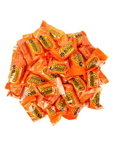 """<div class=""""caption-credit""""> Photo by: WomansDay.com</div><div class=""""caption-title"""">Reese's Peanut Butter Pumpkins</div>""""The worst kinds of Halloween candies are the ones that are released especially for this time of year,"""" says Rachel Berman, RD, Director of Nutrition for <a rel=""""nofollow"""" href=""""http://www.caloriecount.com/"""" target=""""_blank"""">CalorieCount.com</a> and co-founder of <a rel=""""nofollow"""" href=""""http://www.crediblenutrition.com/"""" target=""""_blank"""">CredibleNutrition.com</a>. """"These tend to have an extra 100 calories per serving and much more <a rel=""""nofollow"""" href=""""http://www.womansday.com/health-fitness/nutrition/everything-you-need-to-know-about-food-labels-106833?link=emb&dom=yah_life&src=syn&con=blog_wd&mag=wdy"""" target="""""""">saturated fat</a>."""" For instance, standard Reese's Peanut Butter Cups are 88 calories a piece, but one Reese's Peanut Butter Pumpkin has 180 calories. If your kid's craving something similar, try Justin's Milk Chocolate Peanut Butter Cups. """"They're organic-and they have protein,"""" says Heather Bauer, RD, founder of Bestowed.com. <br> <br> <b>You Might Also Like: <br></b> <a rel=""""nofollow"""" href=""""http://www.womansday.com/health-fitness/conditions-diseases/bad-habits-that-are-good-for-you?link=badhabits&dom=yah_life&src=syn&con=blog_wd&mag=wdy"""" target=""""""""><b>9 Bad Habits That Are Good For You</b></a> <b><br></b><a rel=""""nofollow"""" href=""""http://www.womansday.com/health-fitness/diet-weight-loss/20-ways-to-burn-more-fat-1654?link=burnfat&dom=yah_life&src=syn&con=blog_wd&mag=wdy"""" target=""""""""><b>20 Easy Ways to Burn More Fat</b></a>"""