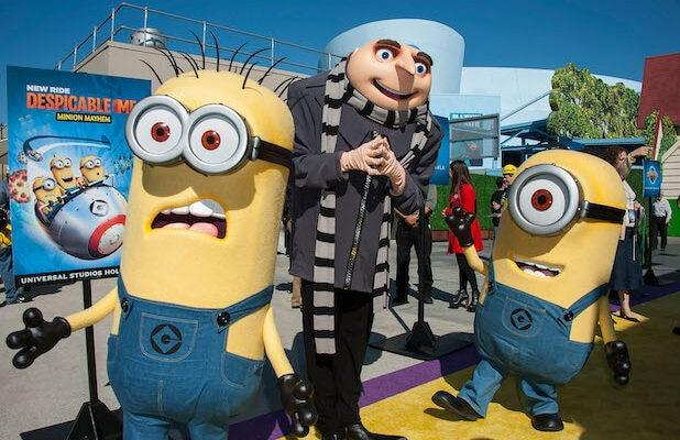Universal Studios Hollywood Theme Park to Close Due to Coronavirus Fears