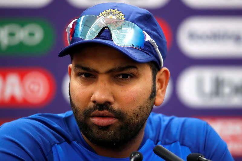 ICC Cricket World Cup - India Press Conference