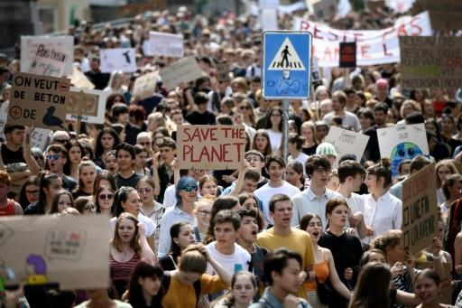 There have been worldwide protests against fossil fuels, one of the principal sources of greenhouse gas emissions