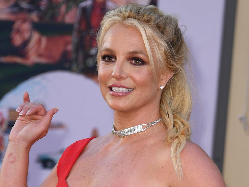 Britney Spears (AFP via Getty Images)